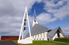 church at Olafsvik, Iceland
