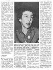 Facsímil de una página de la sección En Cuba publicada el 11 de enero de 1959