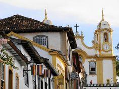 Roteiro histórico por Minas Gerais: Ouro Preto e Tiradentes                                                                                                                                                                                 Mais