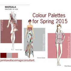 """""""Marsala - Ideal Image"""" by jamilia-wallace on Polyvore"""