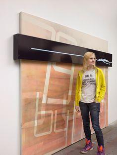 Artteca Artist Spotlight: Wendy White