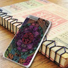 Aztec Calendar Black iPhone 6 Plus iPhone 6S Plus Case