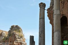 Teatro Greco #Taormina #Messina #Sicilia #Sicily #Italia #Italy #Viaggiare #Viaggio #Travel #AlwaysOnTheRoad