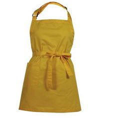 Baker Apron...This baker apron has adjustable neck closure and waist strap, is great for kitchen duty. Both fit for man and woman.
