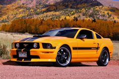 "2008 Ford Mustang ""Special HC"" GT Runs 153 mph in the Standing Half-Mile"