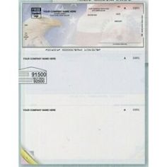 Part High Security Laser Accounts Payable Check  Business Forms