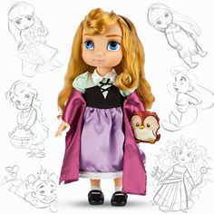 Disney Animators' Collection Aurora Doll