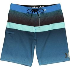 Hurley Phantom Mens Blocked Flight 19 Board Shorts ** This is an Amazon Associate's Pin. Click the VISIT button to view the details on Amazon website.