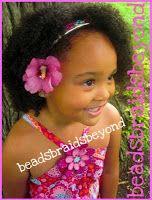 Baby Girl's Natural Hair | Curly Nikki | Natural Hair Styles and Natural Hair Care