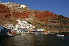 Santorini Island - The Cyclades - Greece 2006 @MyMaxSea