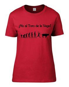 Los animales sufren, y el maltrato animal no está justificado de ningun modo. Es hora de ir diciendo adios a tradiciones barbaras y entrar de lleno en el siglo XXI.  http://www.lacamisetaoriginal.com/frases/toro-vega-p-7195.html