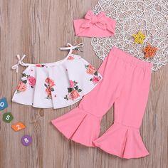 Kids Dress Wear, Kids Outfits Girls, Little Girl Outfits, Toddler Girl Dresses, Toddler Outfits, Toddler Girls, Baby Girls, Baby Girl Dress Patterns, Baby Clothes Patterns