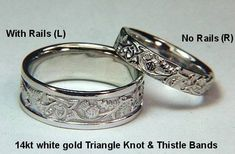 traditional scottish wedding rings Traditional Scottish Wedding