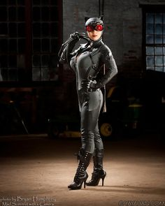 77 pics of cosplay sensation Yaya Han as Catwoman, Jessica Rabbit & more | SyfyWire