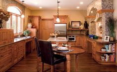 Handicap Accessible Kitchens | Wheelchair Accessible Kitchen by Sawhill Kitchens