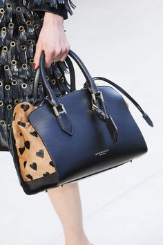 Luxe bags - #Burberry Prorsum F/W 2013