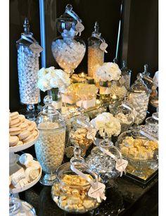 Les plus beaux candy bars de mariage - Femme Actuelle