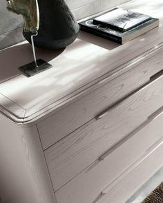 linee sobrie, #dettagli morbidi e tutto il fascino del #legno, Hause ideen