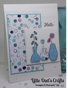 Pootler's Team Blog Hop – New Annual Catalogue – Little Owl's Crafts