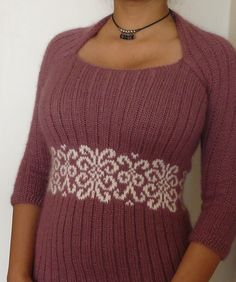 Ravelry: Project Gallery for Tubey pattern by Cassie Rovitti Crochet Tunic, Hand Knitted Sweaters, Pullover, Knit Skirt, Pulls, Knitting Projects, Blouse, Hand Knitting, Knitwear