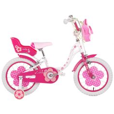 Vehicule pentru copii :: Biciclete si accesorii :: Biciclete :: Bicicleta copii Camilla 16 Schiano Kids