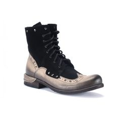 204a9ca35272 Kožené pánské kotníkové boty v černé barvě COMODO E SANO - manozo.cz