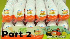 HUGE 48 KINDER JOY EGG OPENING Part 2 HD Tags : 2015, hd, hq, Huge Joy opening, Joy opening, Kinder Joy, Kinder Joy egg opening, Kinder Surprise joy eggs, new, Playlist avaible.