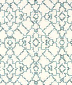 Shop Covington Windsor Capri Blue Fabric at onlinefabricstore.net for $11.45/ Yard. Best Price & Service.