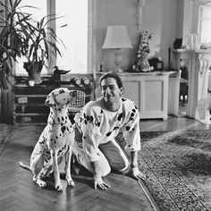 """iheartnorwegianwood: """" wornjournal: """" Marc Jacobs inspired by his Dalmatian, circa *** Who, what, why, where and WORN. """" Oh Marc… """" Marc Jacobs, Another Love, Design Tattoo, Princes Diana, Phoebe Philo, Design Poster, Vintage Dog, Naomi Campbell, Kate Moss"""