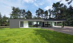 Villa Veth, Hattem, Nederland. Gebouw door Bouwbedrijf Felix