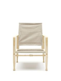 Safari Chair Canvas Eukkides.no 5800,- Kaare Klint