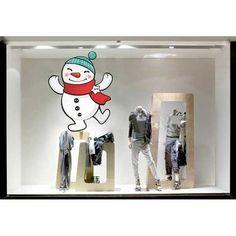 Muñeco de nieve color