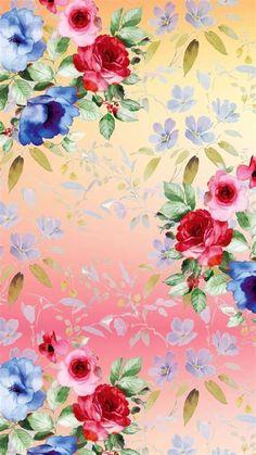 Exquisite Colours | Flowery Wallpaper, Flower Wallpaper