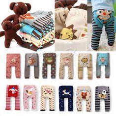 Brand New Infants Toddler Boys Girls Baby Clothes Leggings Tights Pants Bottom | eBay $3.99!!!