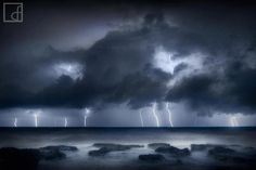 Perth Storm - Trawlers Beware!! Photo by Dylan Fox Photography
