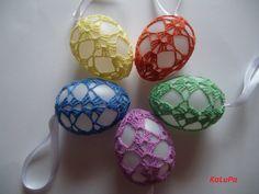 velikonoční vajíčka-vzor č.2