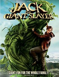 Jack The Giant Slayer (2013) he ancient war between humans and a race of giants is reignited when Jack, a young farmhand fighting for a kingdom and the love of a princess, opens a gateway between the two worlds.  Nicholas Hoult, Stanley Tucci, Ewan McGregor...family