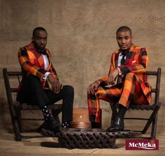 """Menswear Label McMeka Unveils Ad Campaign for """"Man About Town"""" Collection"""