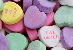 What would your PPUW-inspired Conversation Heart say?