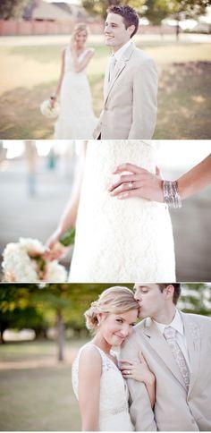 gorgeous dress, gorgeous pictures, gorgeous couple