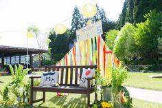 山に囲まれた自然の中で、この日だけひっそりと開かれる特別なフェス! その名もTOMY FES!! - オリジナルウエディングづくりのweco (ウェコ)