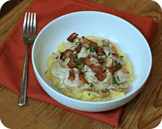 ... Polenta! on Pinterest | Polenta, Creamy Polenta and Polenta Recipes
