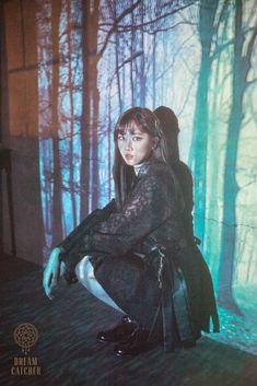 Dreamcatcher Debut Album [Nightmare(惡夢)] Teaser Image 05 'YOOHYEON'