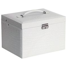 Gotta have a place to put it. I pinned this Dahlia Jewelry Box in White from the Mele & Co event at Joss and Main!