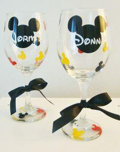Wine Glasses <3