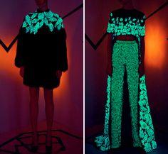 """fashion-runways: RAMI KADI Couture Fall/Winter 2016 – Light / Dark"""