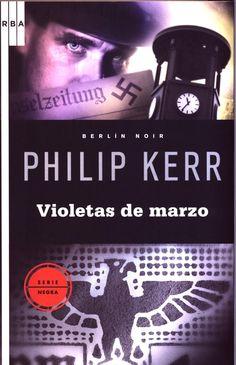 violetas de marzo  Philip Kerr