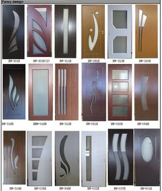 Amazing Interior Home Door Design Shapes Tag to share your beautiful home. Home Door Design, Door Design Interior, Wooden Door Design, Main Door Design, Wooden Doors, House Main Gates Design, Flush Doors, Modern Front Door, Bathroom Doors