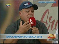 Diosdado Cabello: Ramos Allup necesitaba destruir la AN para seguir con sus ambiciones - http://www.notiexpresscolor.com/2016/10/15/diosdado-cabello-ramos-allup-necesitaba-destruir-la-an-para-seguir-con-sus-ambiciones/