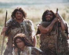 Gli uomini primitivi erano più intelligenti.